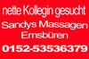 Sandys Massagen such Kollegin!
